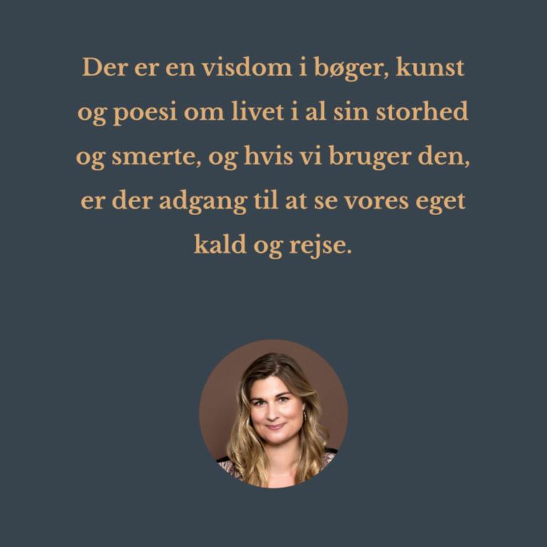 Karen Blixen som guide til at se dit purpose